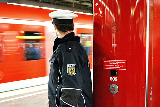 Bundespolizei S-Bahn