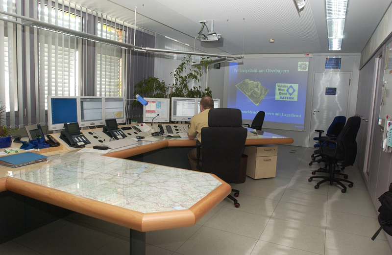 Polizei Einsatzzentrale Oberbayern