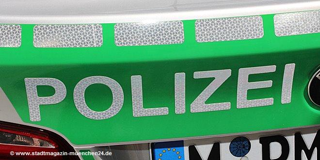 Polizeiauto München