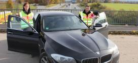 Symbolbild Schleierfahndung Polizei Bayern