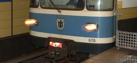U-Bahn München Front
