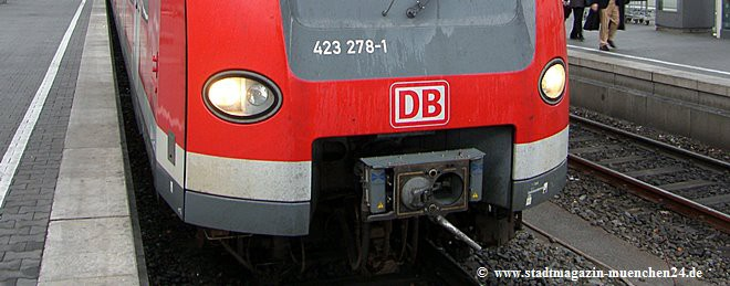 S-Bahn Front