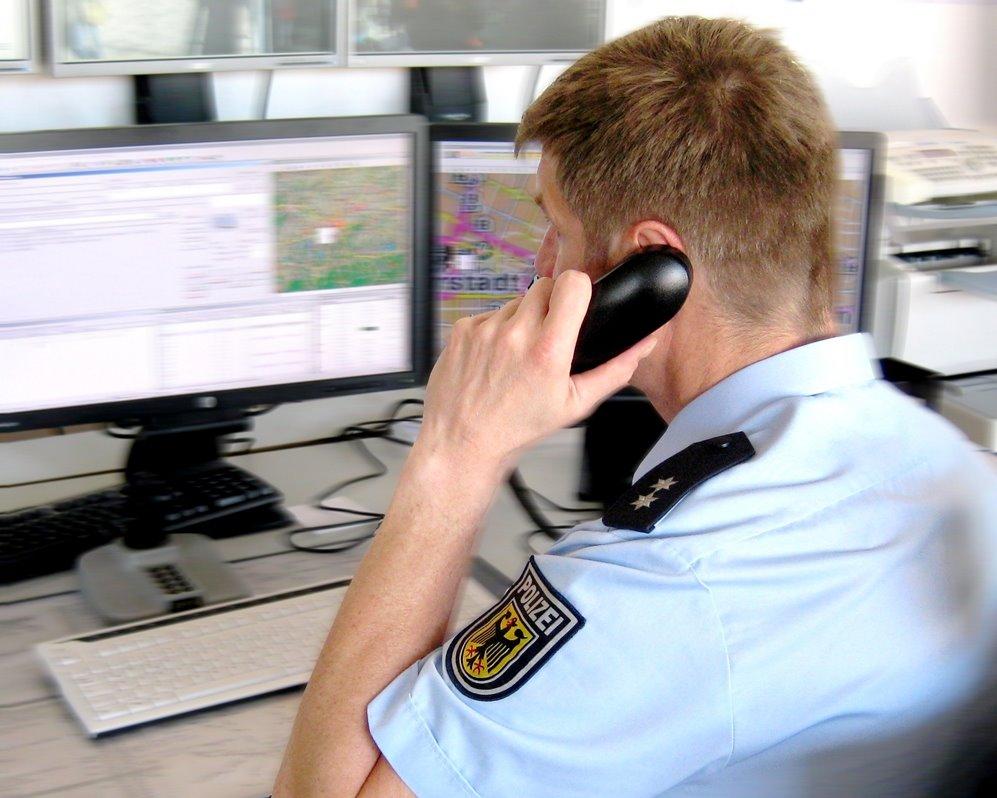 Leitstelle Bundespolizei