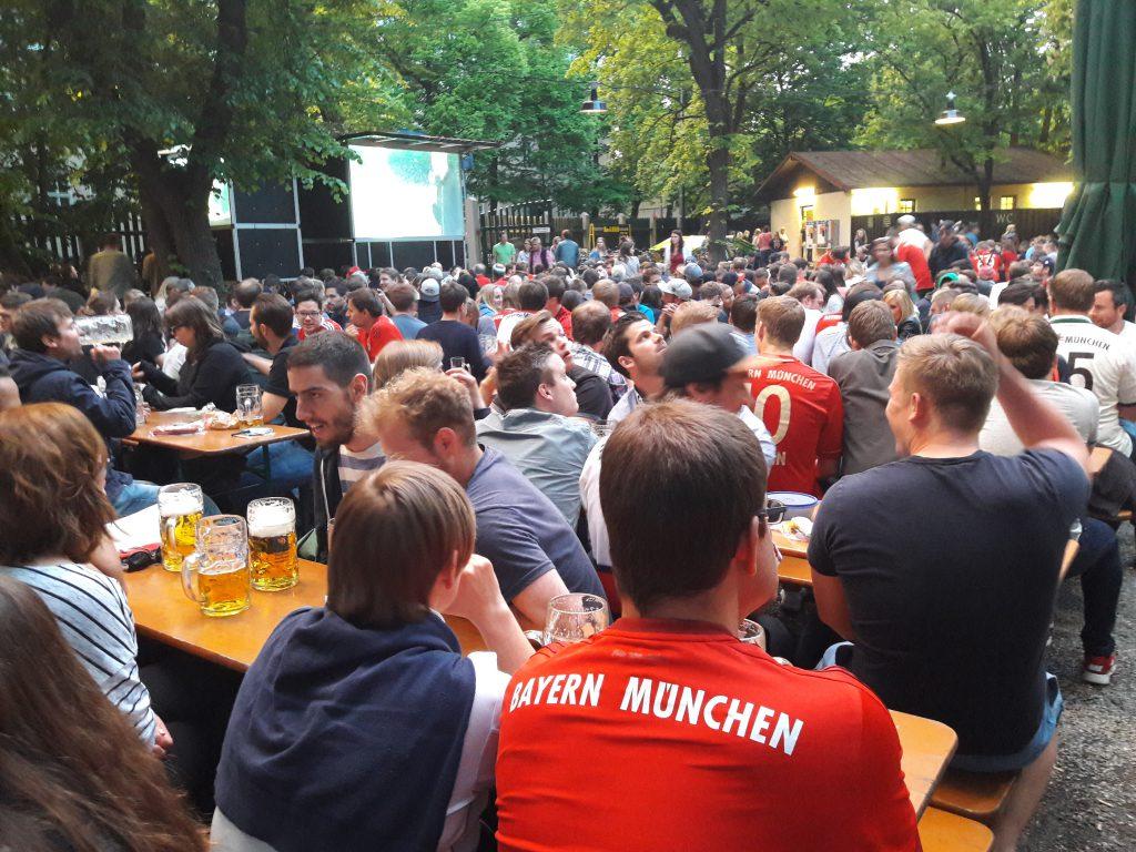 Augustinerkeller DFB Pokal