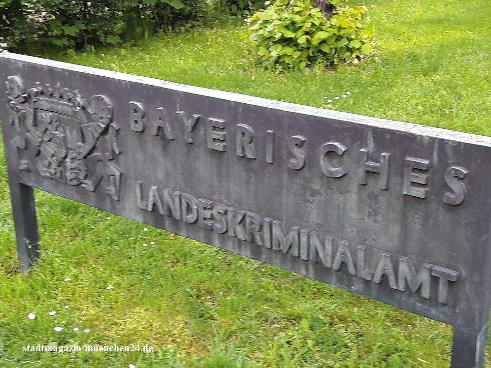Landeskriminalamt LKA Bayern