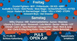 Puls Open Air Kaltenberg