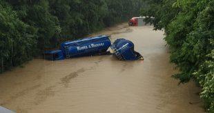 Unwetterkatastrophe in Niederbayern