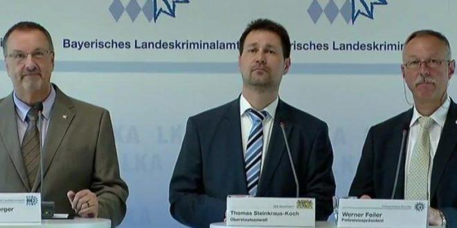 Pressekonferenz LKA Amoklauf