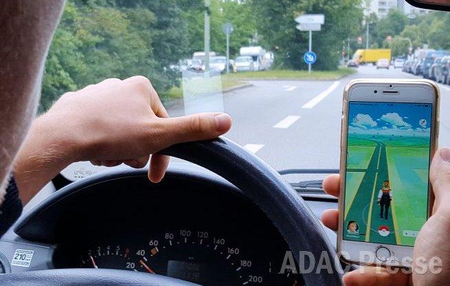 Pokemon Go - Nichts für den Straßenverkehr