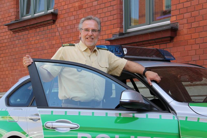 Polizeipräsident Robert Kopp Quelle Foto PP Oberbayern Süd
