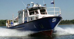 Polizeiboot Quelle Foto Polizei Bayern