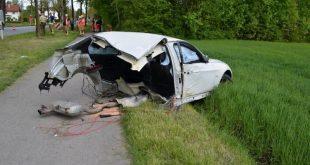 Ismaning Autounfall Quelle Foto Polizei München