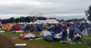 Chiemsee Summer Festival 2017 wegen Sturm abgebrochen