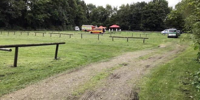 Weibliche, stark verkohlte Leiche am Parkplatz am Feringasee gefunden worden Quelle Foto Polizei München