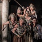 Münchener Volkssängerbühne: Wa(h)re Männer