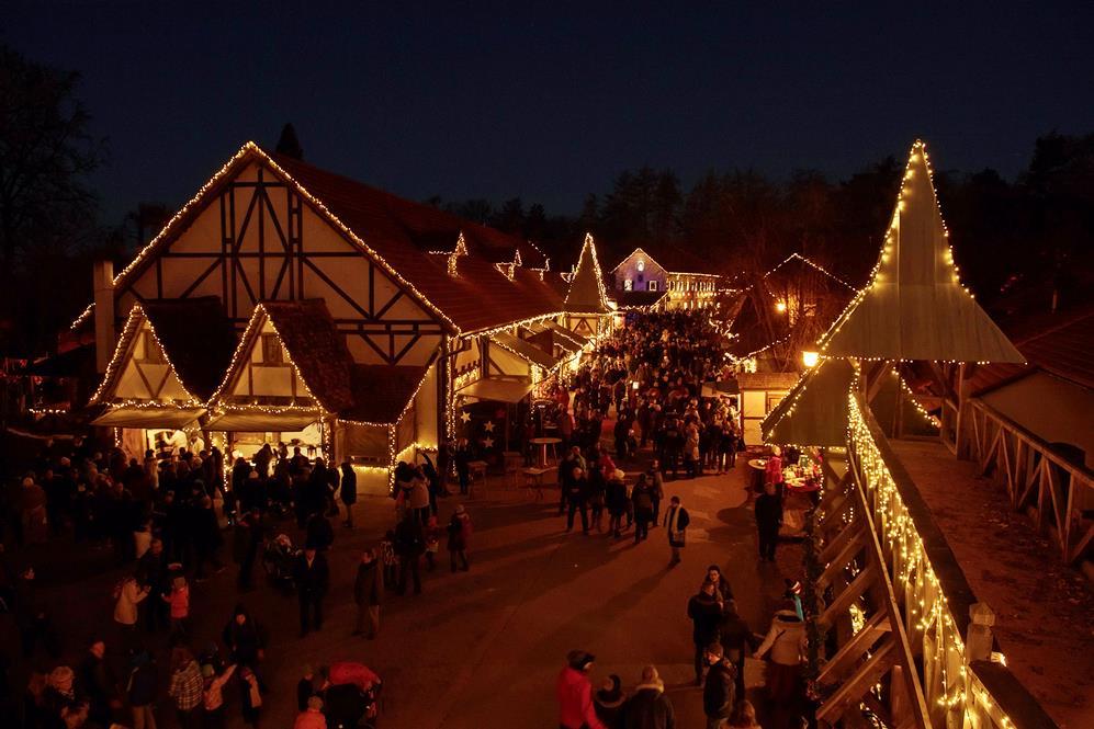 Stände Weihnachtsmarkt.Weihnachtsmarkt Schloss Kaltenberg Doppelt So Viele Stände Und