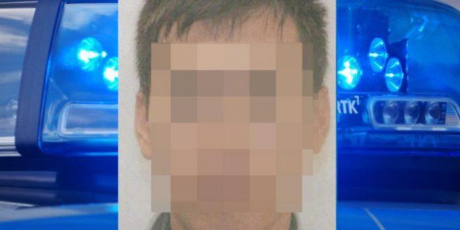 Festnahme eines Doppelmörders in Traunstein Quelle Fahndungsfoto Polizei Oberbayern-Süd