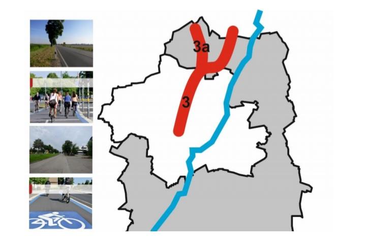 Geplanter Radschnellweg Landkreis München-Nord Quelle Grafik Planungsverband Äußerer Wirtschaftsraum München