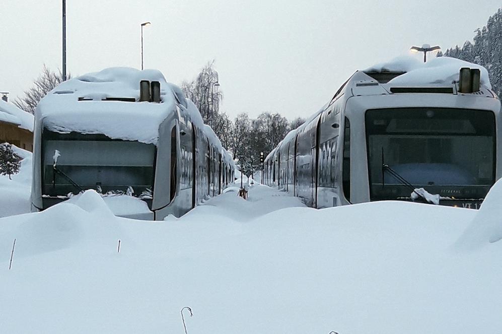 Verkehr Bayerische Oberlandbahn (BOB) eingestellt Quelle Foto Bayerische Oberlandbahn