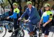 Neue Uniformen für Fahrradstreifen der Bayerischen Polizei