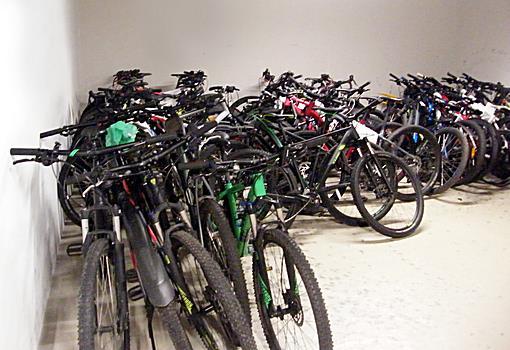 Fahrräder Diebesbande festgenommen