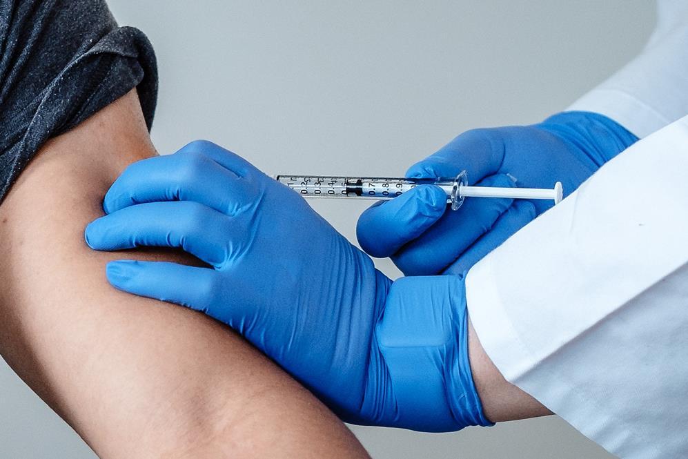 Symbolfoto Impfen